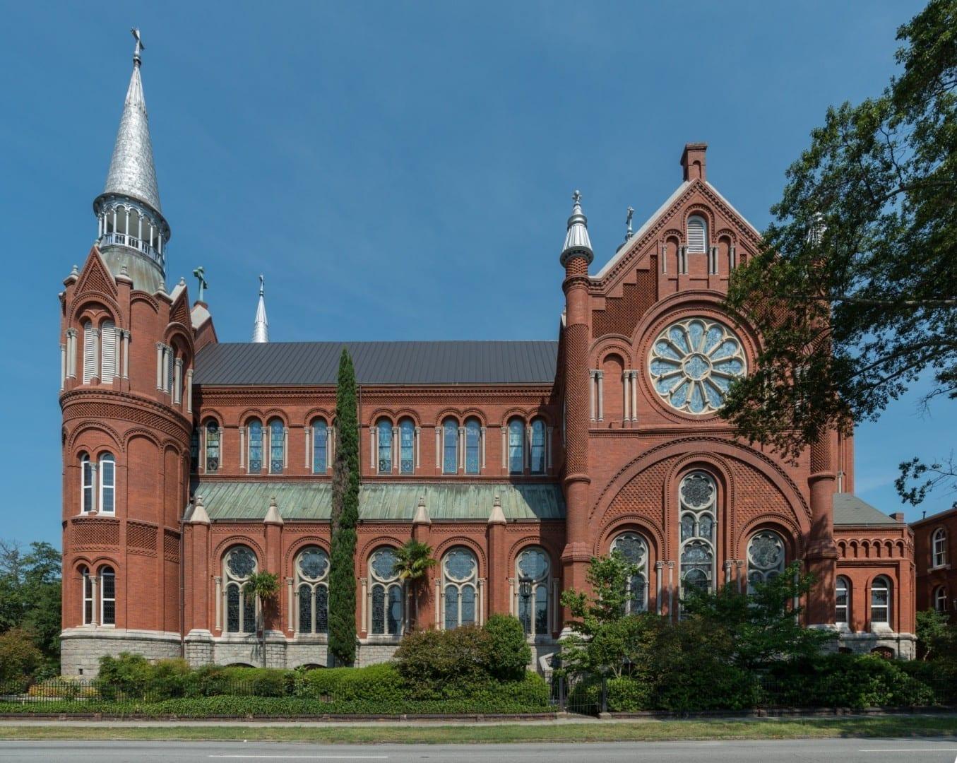 Centro Cultural del Sagrado Corazón Augusta GA Estados Unidos