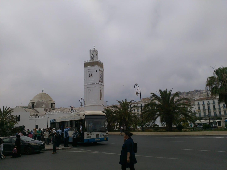 Centro de la ciudad de Argel Argel Argelia