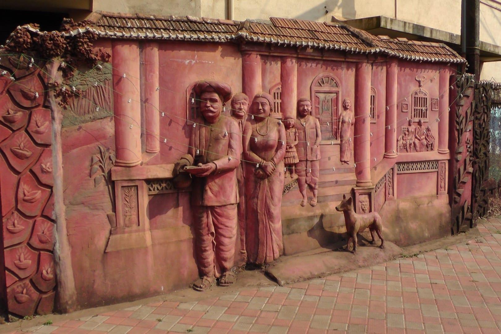 Centro de Patrimonio de Kalaanagann Konkani, Shakthi Nagar Mangalore India