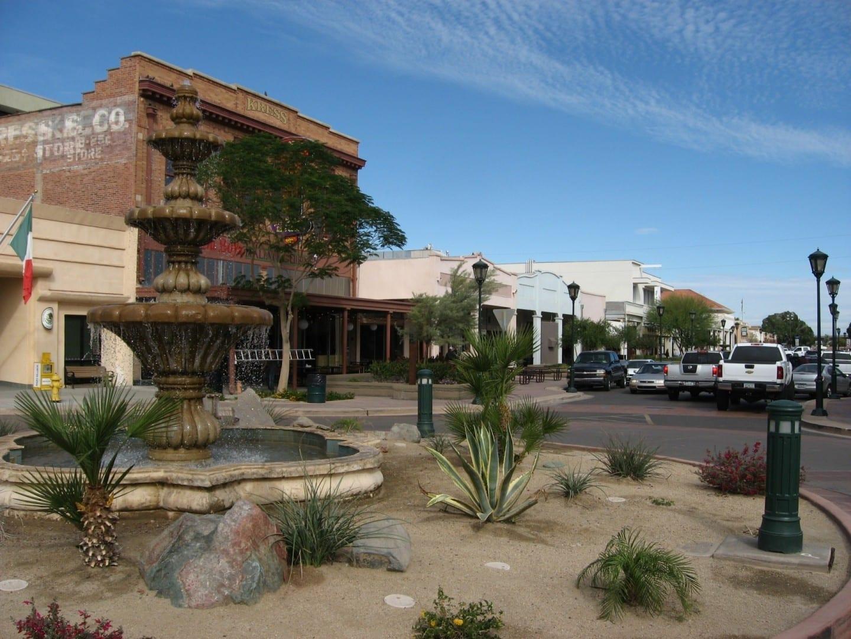 Centro de Yuma Yuma AZ Estados Unidos