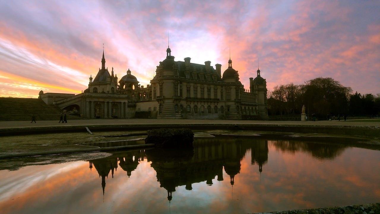 Chantilly Francia Renacimiento Francia