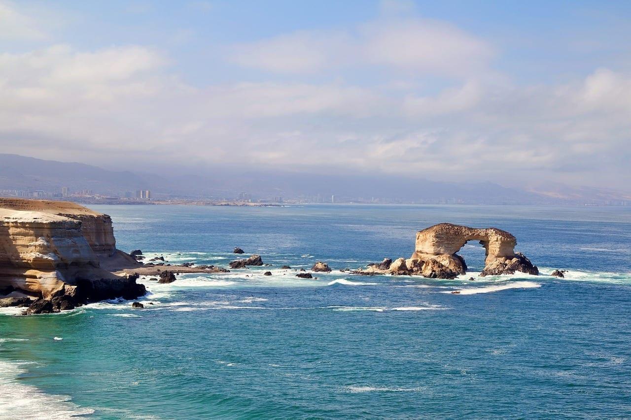 Chile Antofagasta Mar Chile