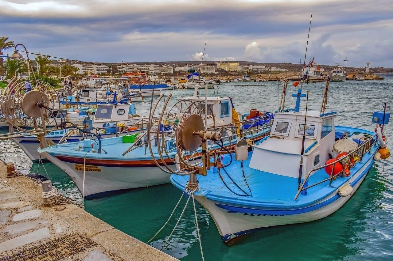 Chipre Ayia Napa Puerto Chipre