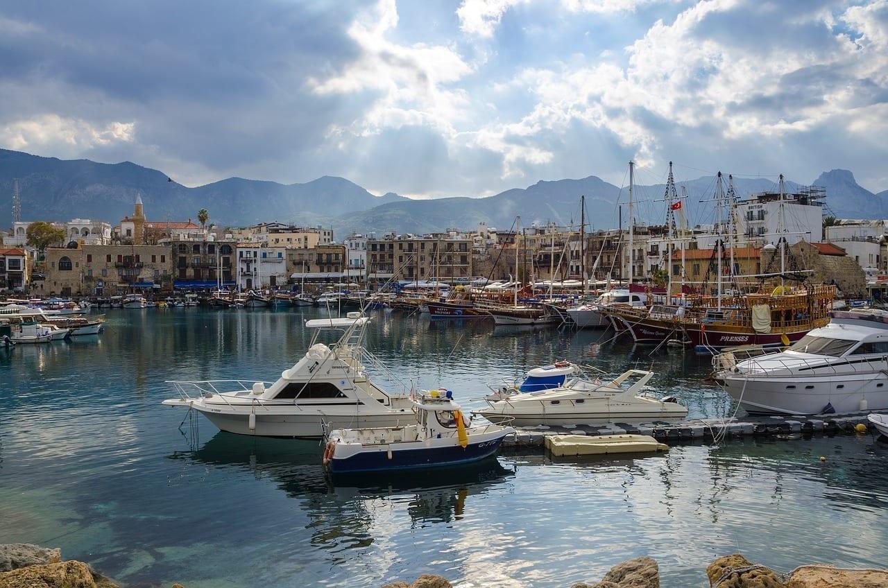 Chipre Kyrenia Ciudad Chipre