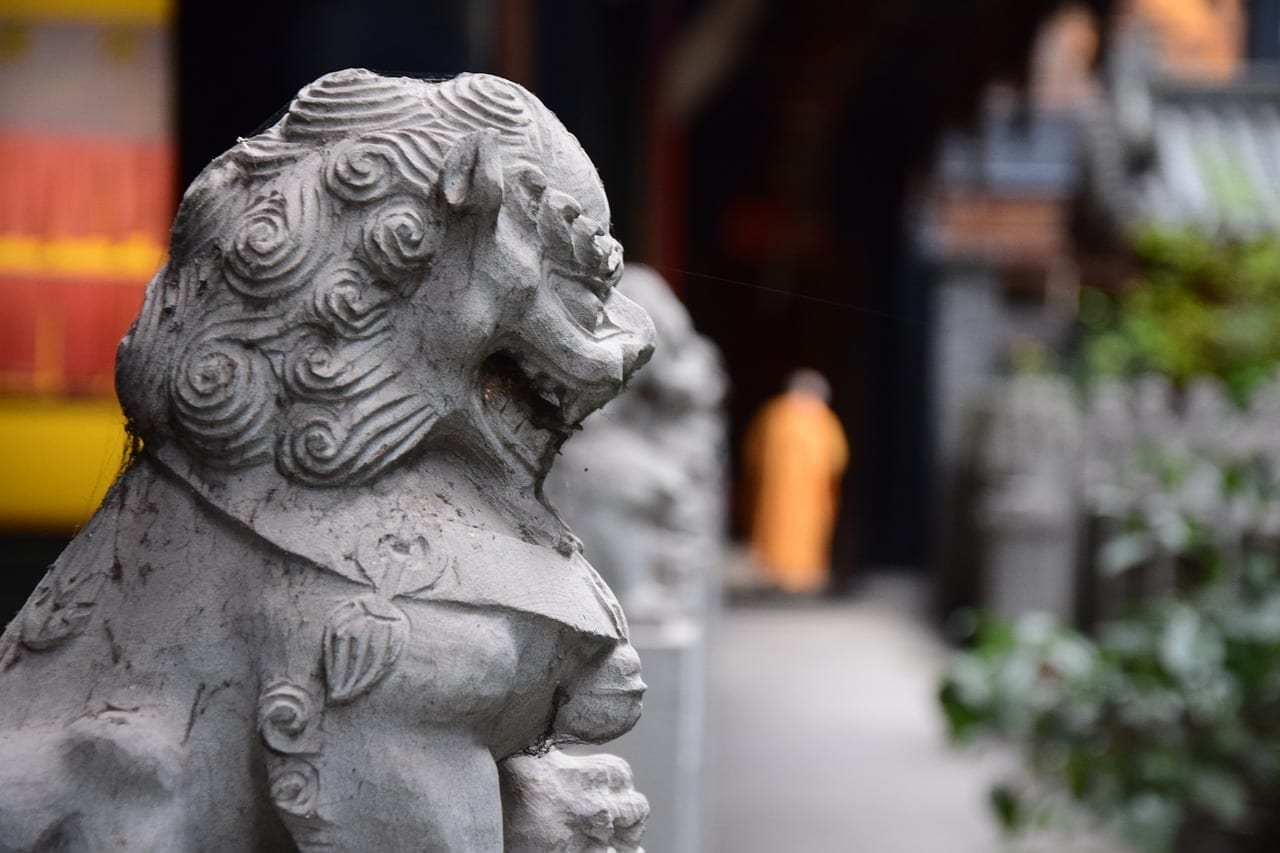 Chongqing Templo Budista China