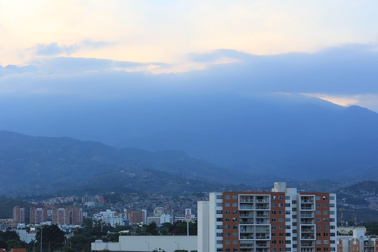 Ciudad Cali Colombia Colombia