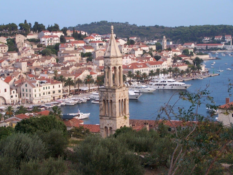 Ciudad Isla de Hvar Croacia