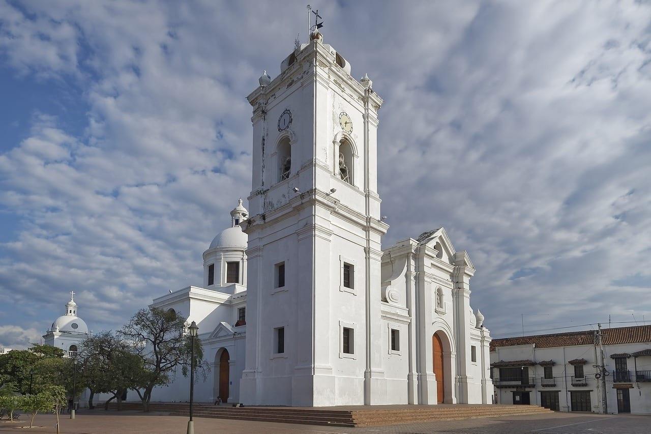 Colombia Santa Marta Catedral De Santa Marta Colombia