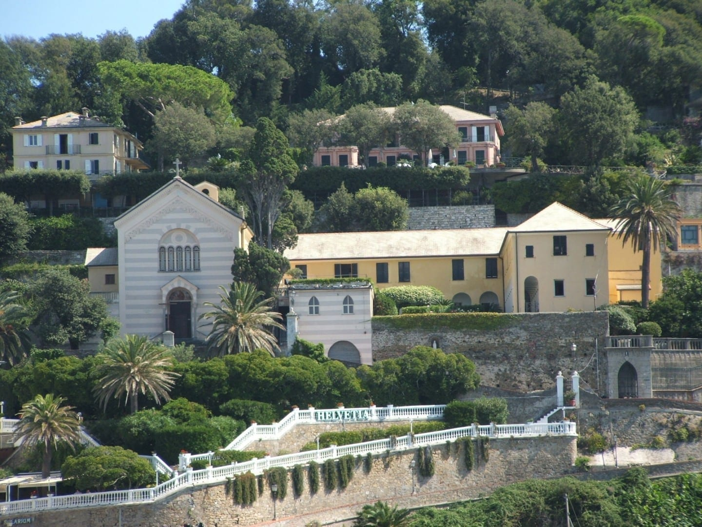 Convento de Frailes Capuchinos Sestri Levante Italia