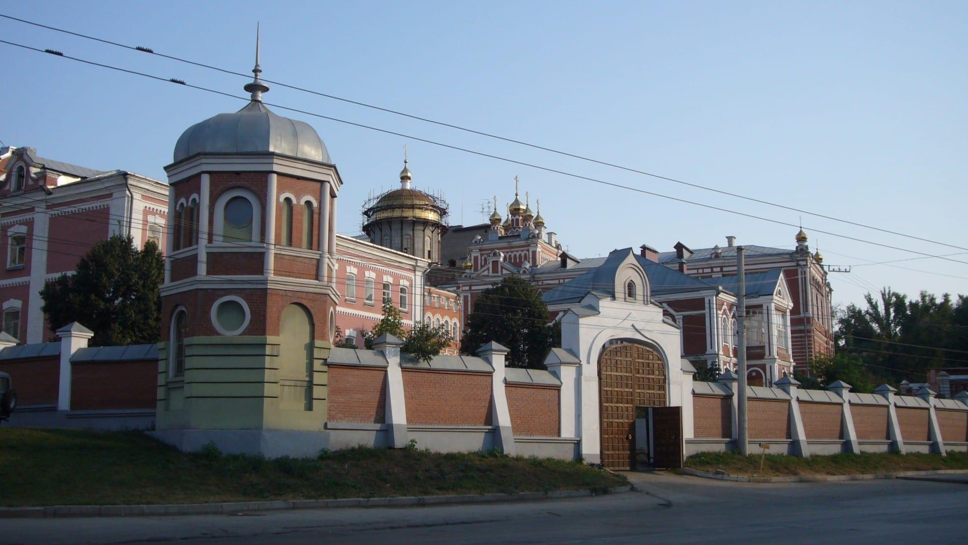 Convento de Iversky Samara Rusia