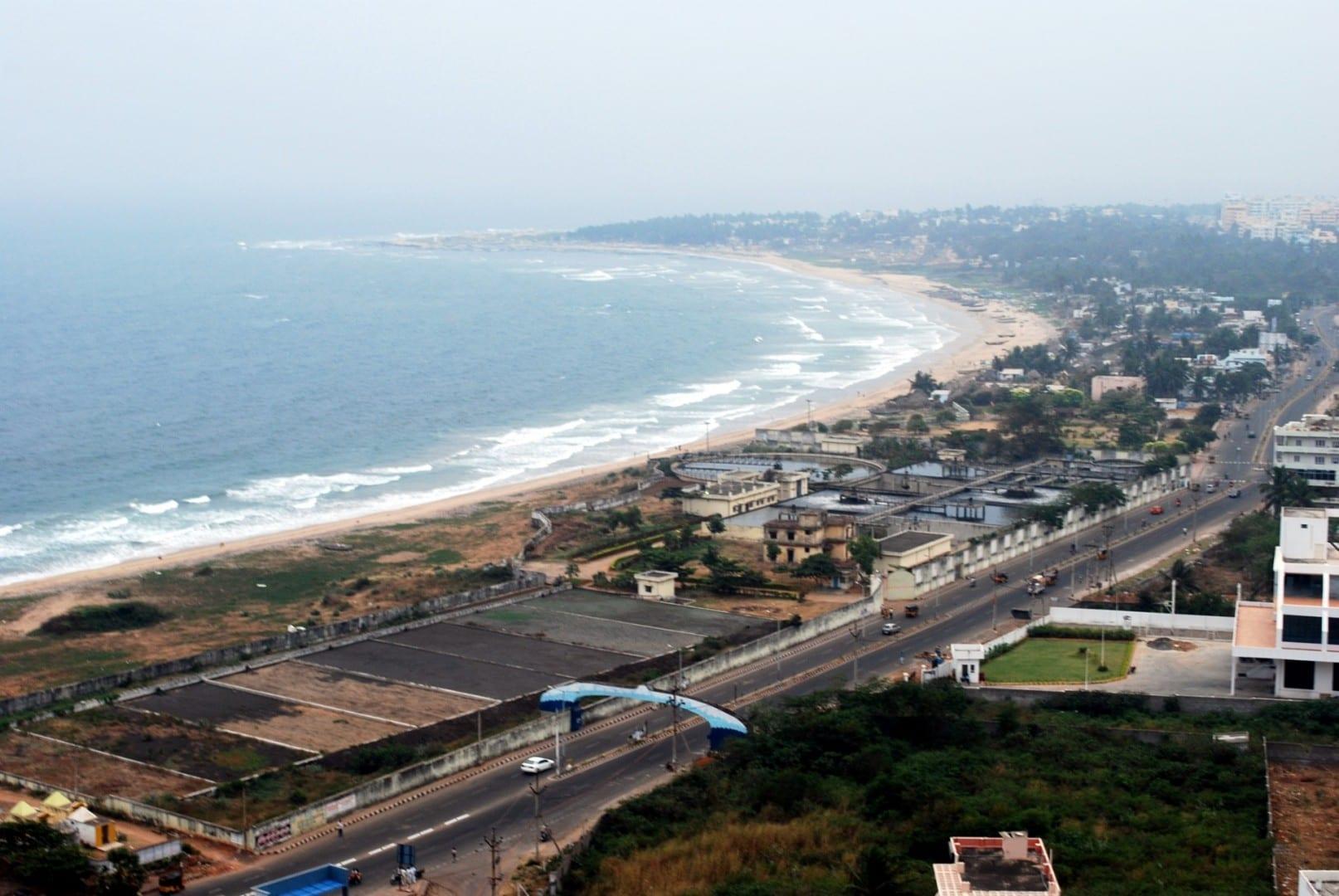 Crescent Beach, Visakhapatnam Visakhapatnam India