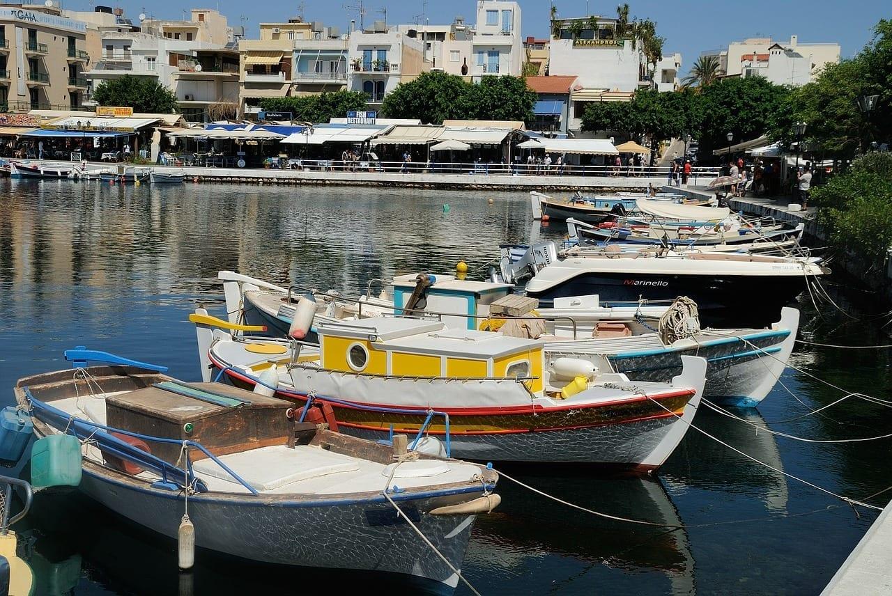 Creta Agios Nikolaos Vacaciones Grecia