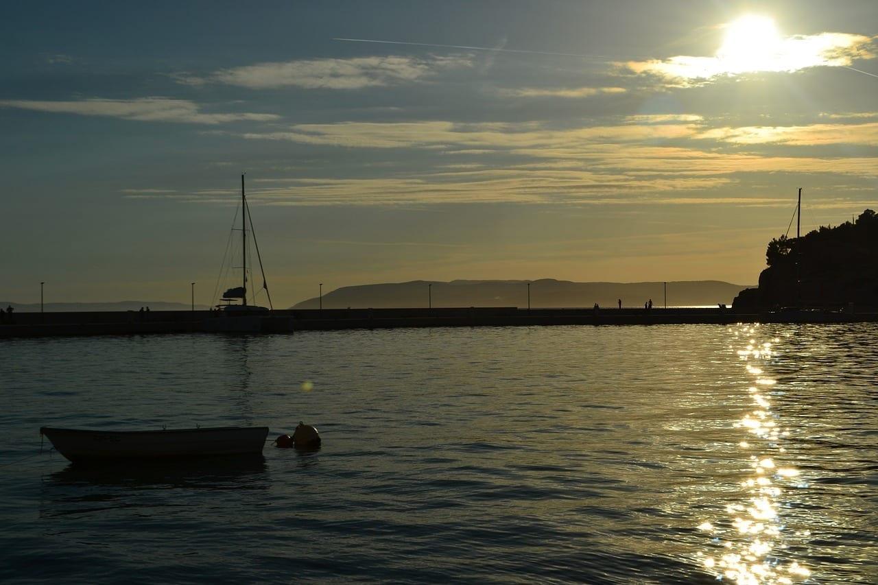 Croacia Makarska Mar Croacia