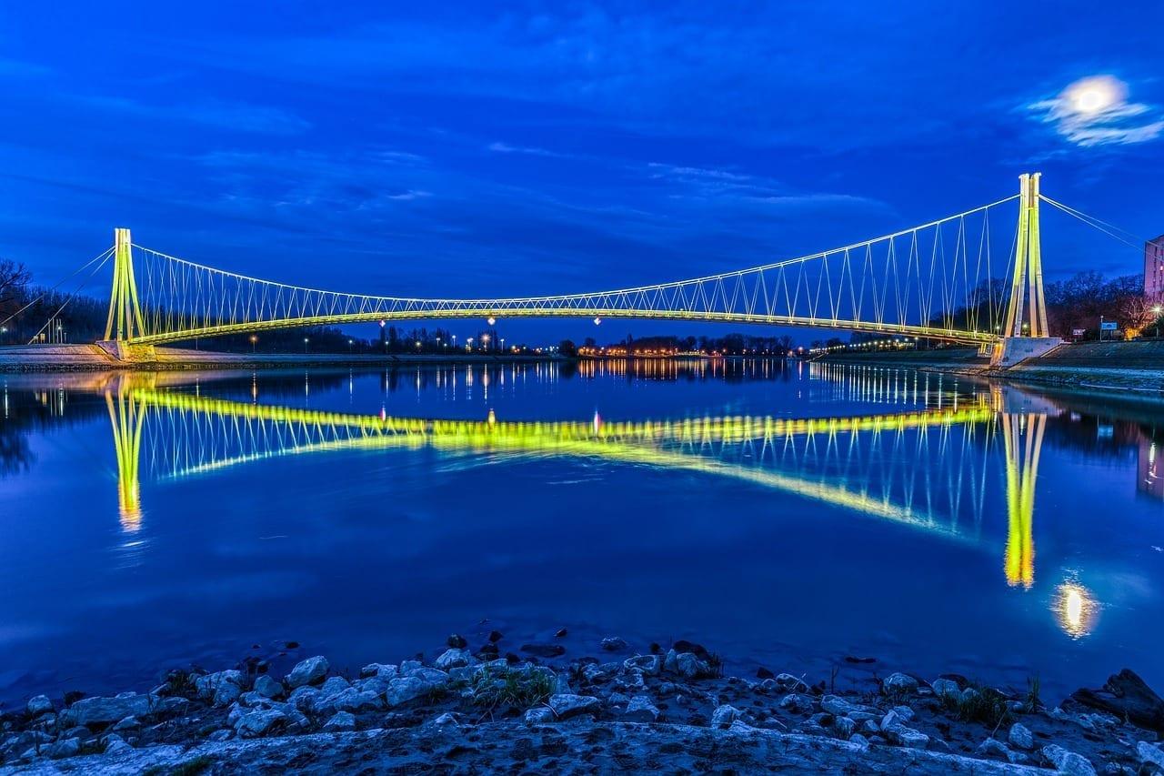 Croacia Osijek Hora Azul Croacia