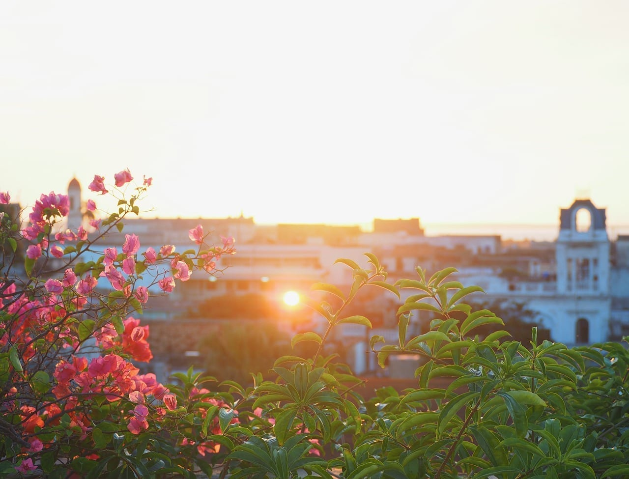 Cuba Cienfuegos Sundown Cuba