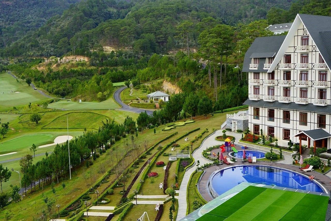 Da Lat Viet Nam Dulce Bell Resort Hotel Vietnam