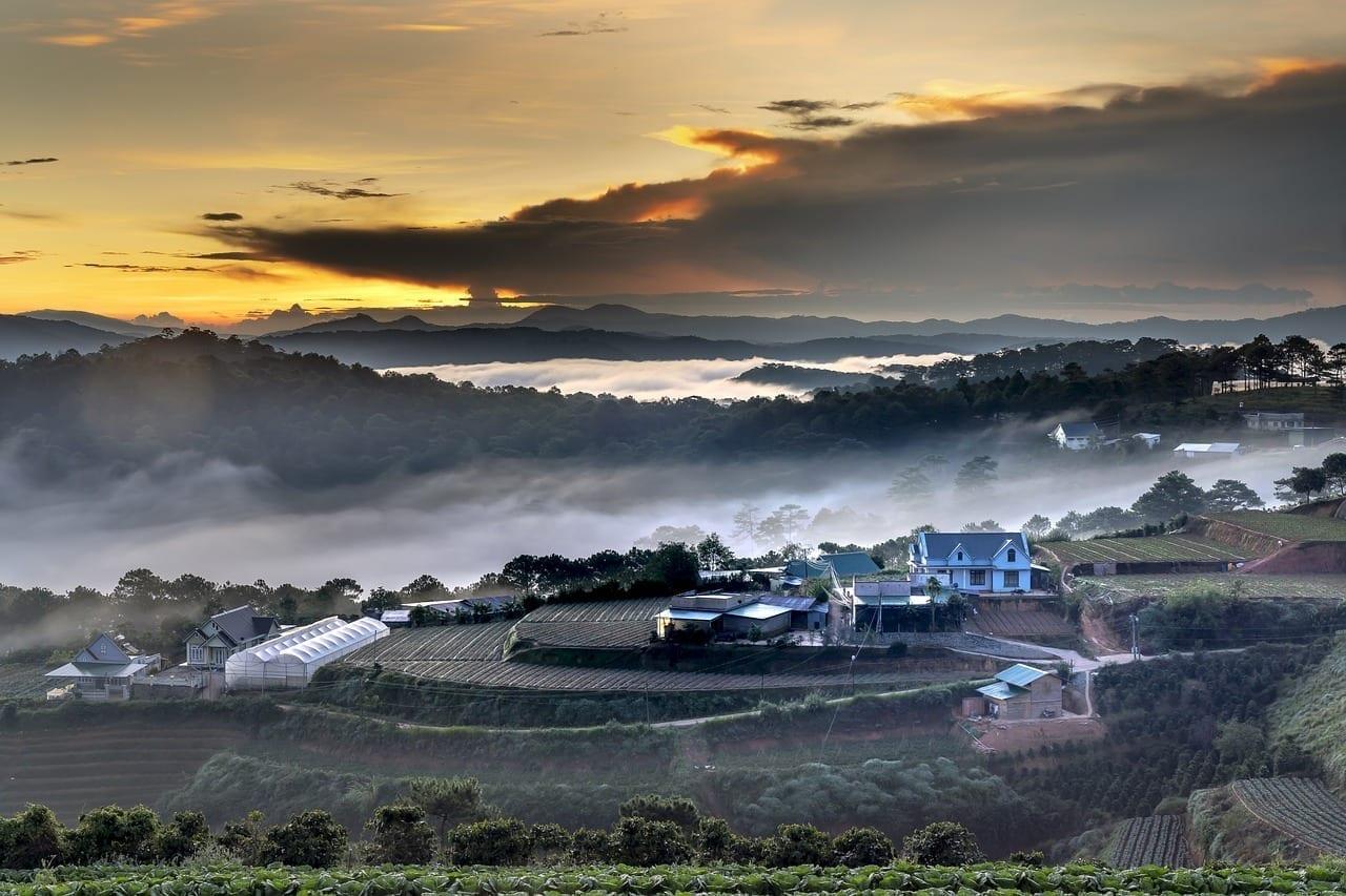Dalat Niza Nubes Vietnam