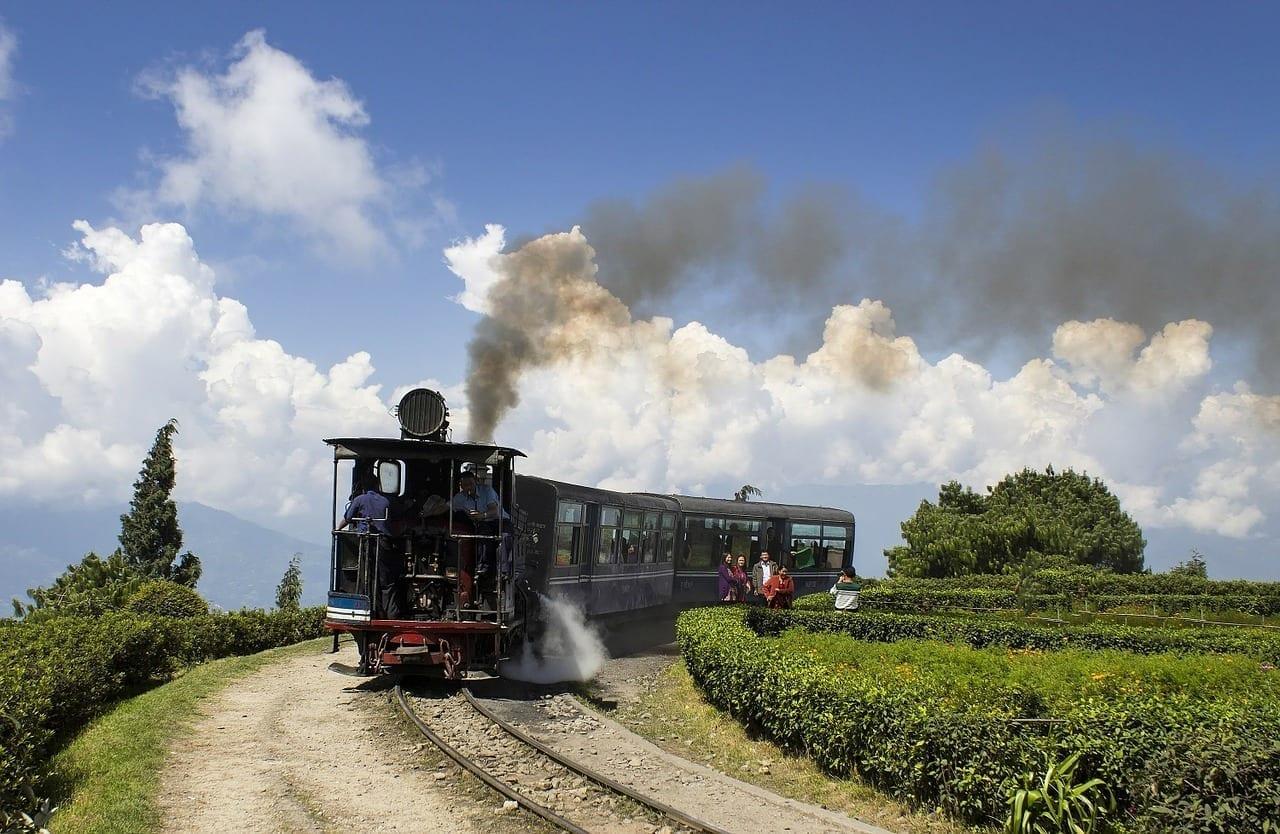Darjeeling Himalaya Ferrocarril India