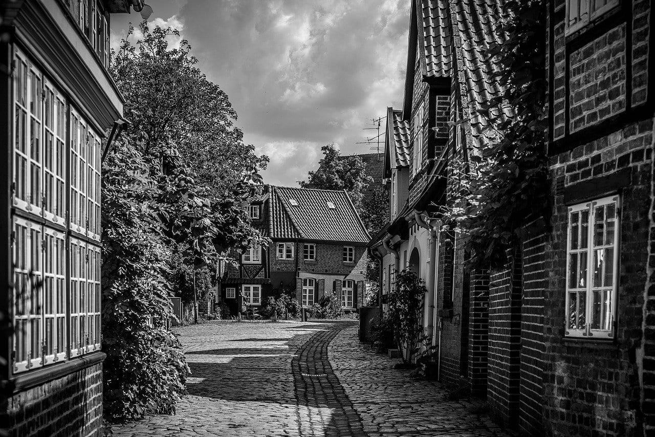 De La Ciudad Lüneburg Centro Historico Alemania