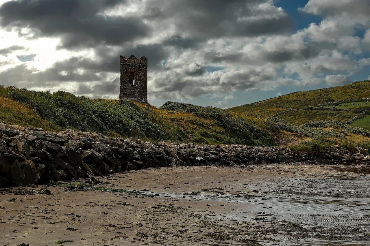 Dingle Bahía Irlanda Irlanda