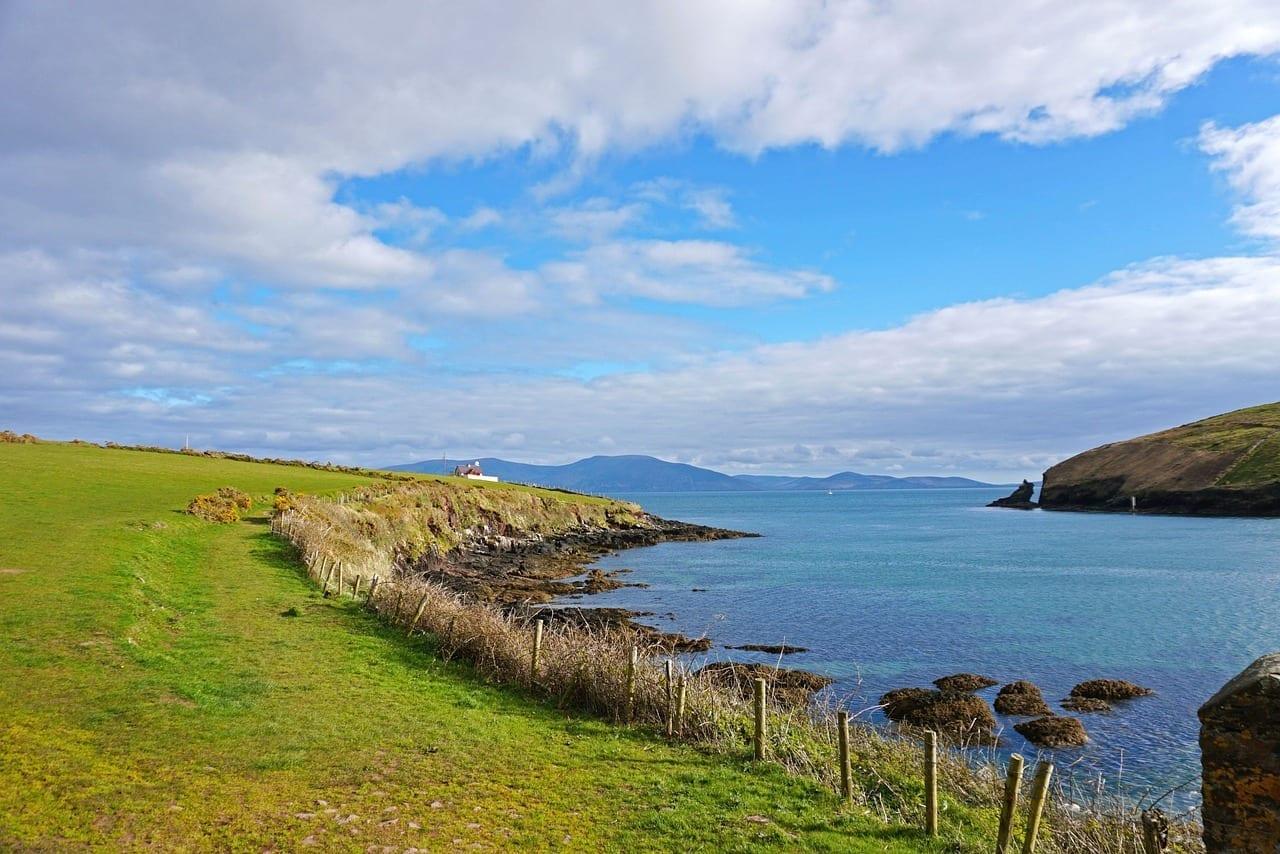 Dingle Irlanda Océano Irlanda