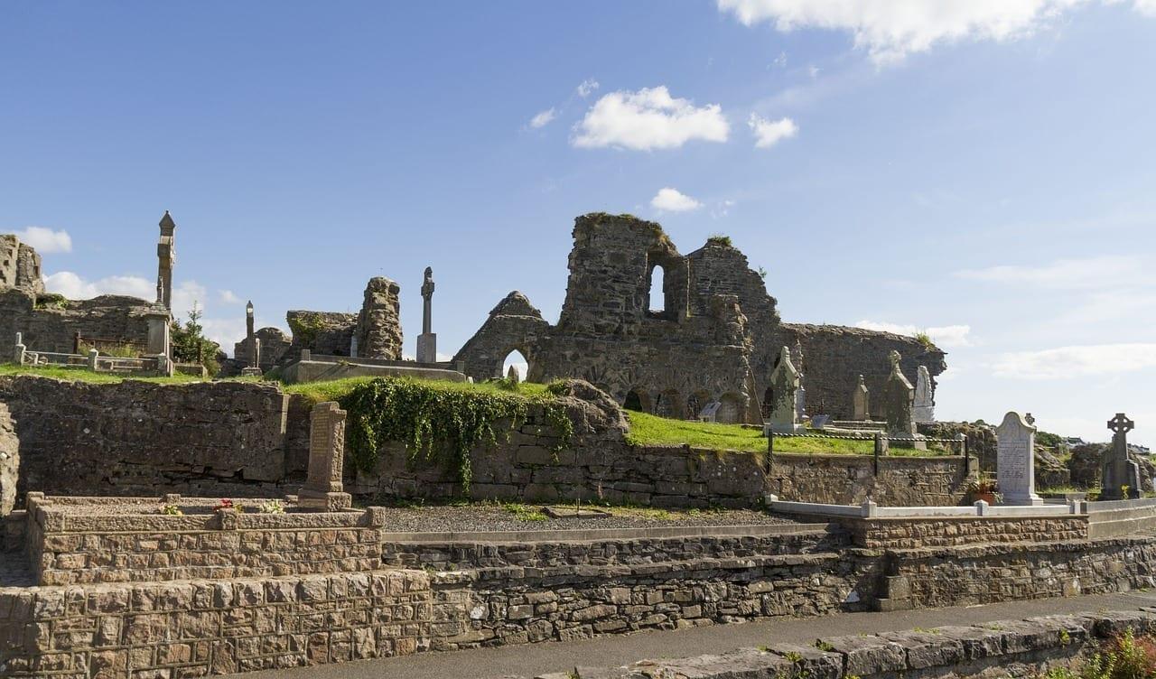 Donegal Ruinas Irlanda Irlanda
