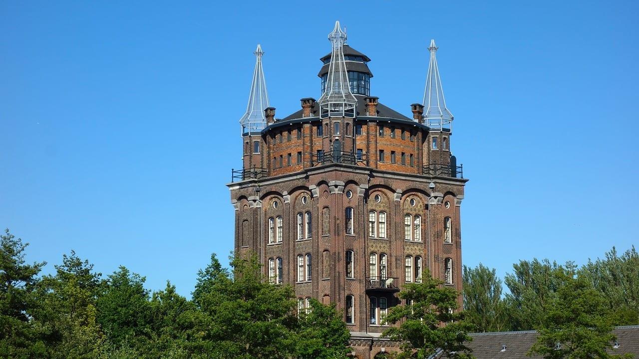 Dordrecht Centro Histórico Edificio Países Bajos