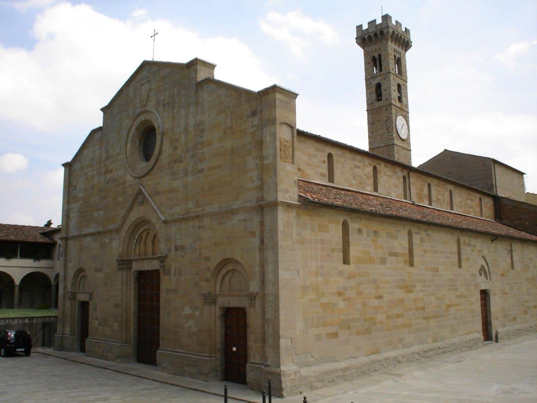 Duomo (Catedral) o Fiesole Fiesole Italia
