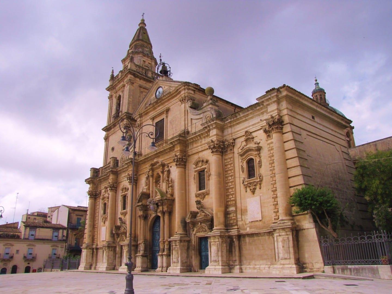 Duomo San Giovanni Ragusa Italia