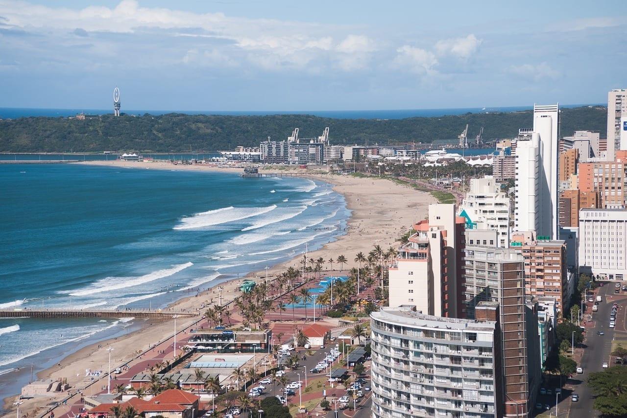 Durban Ethekwini Sudáfrica República de Sudáfrica