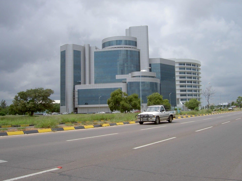 Edificio del Ministerio, Gaborone Gaborone Botswana