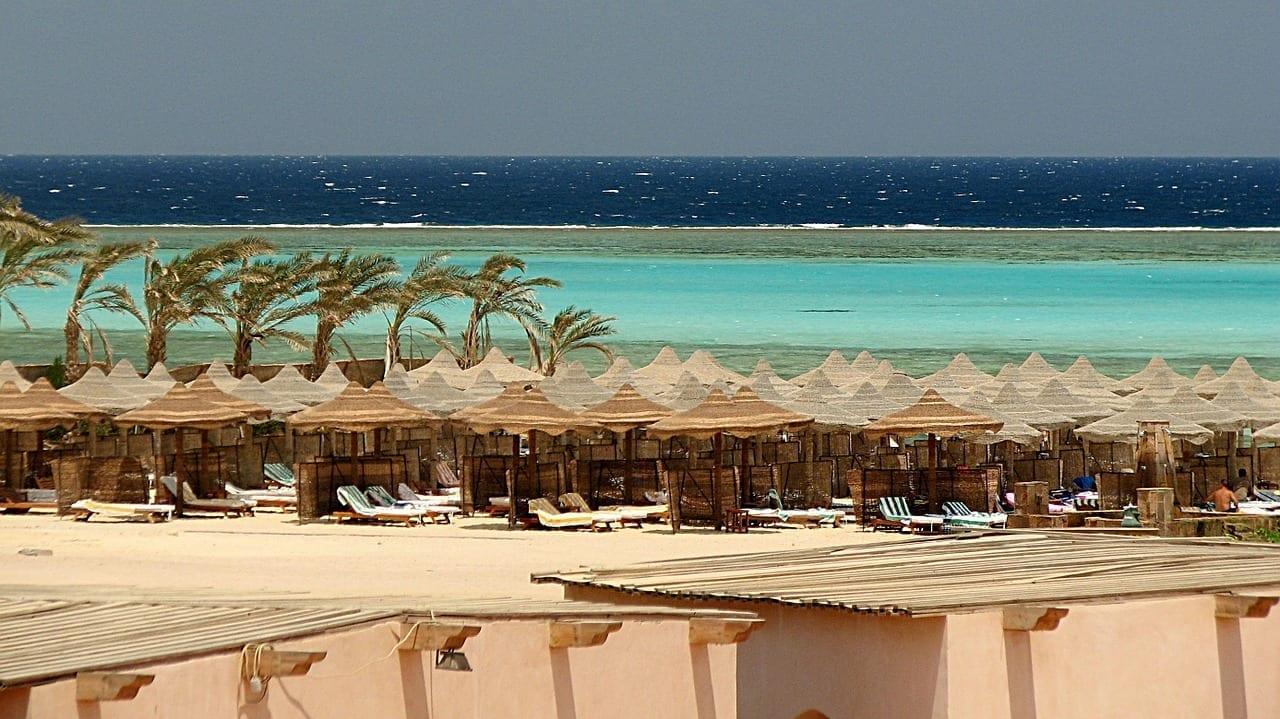 Egipto Marsa Alam Arrecife Egipto