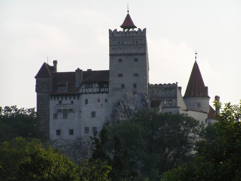 El castillo de Bran Bran Rumania