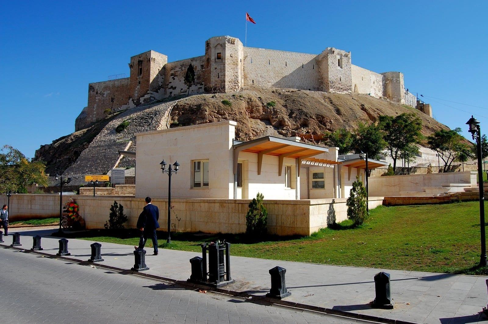 El castillo de Gaziantep Gaziantep Turquía