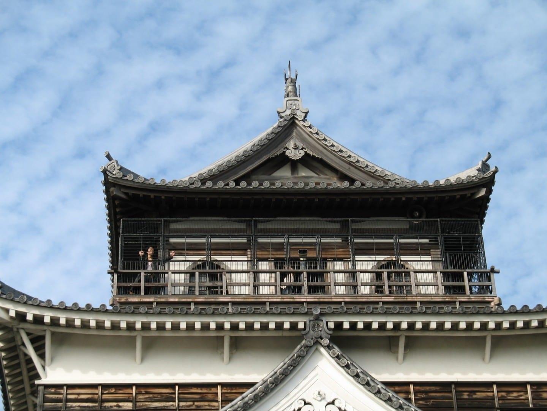 El castillo de Hiroshima Hiroshima Japón