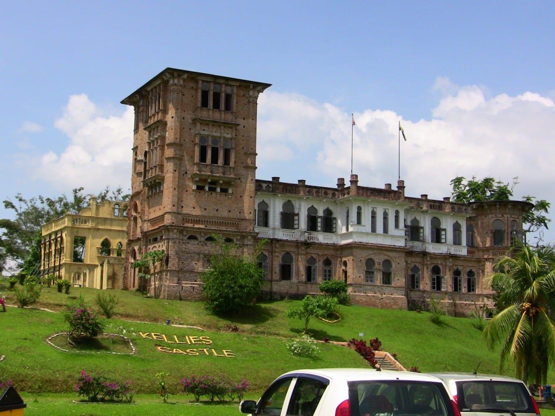 El castillo de Kellie en Batu Gajah Ipoh Malasia