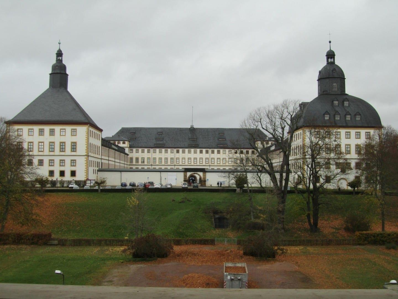 El Castillo de Peacestone Gotha Alemania