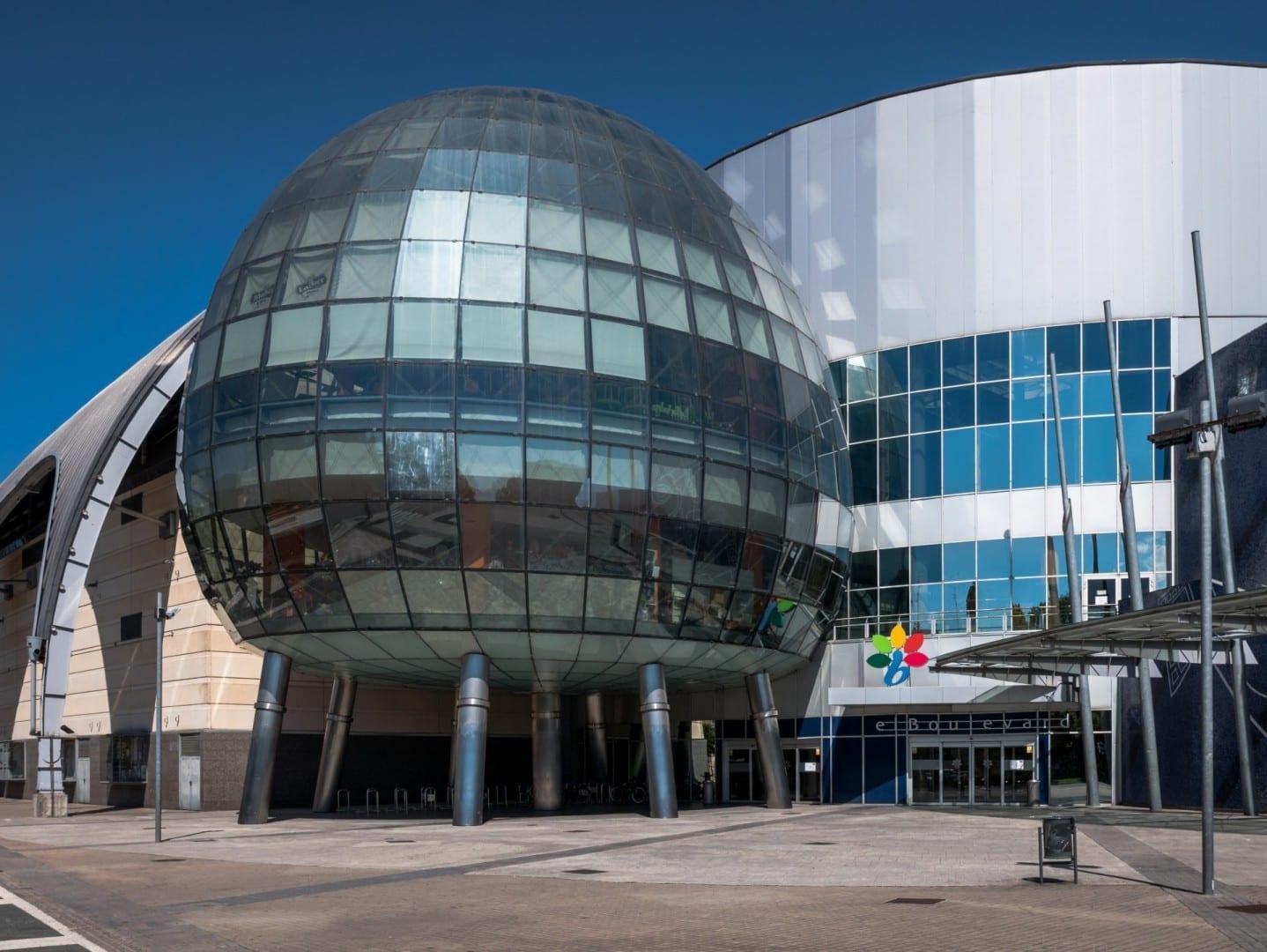 El centro comercial El Boulevard Vitoria-Gasteiz España