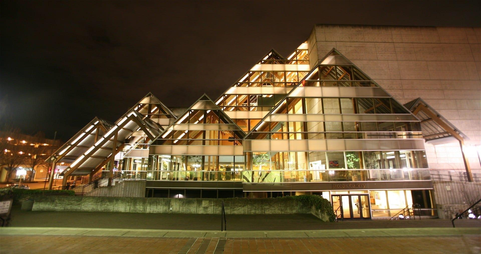 El Centro Hult para las Artes Escénicas Eugene OR Estados Unidos