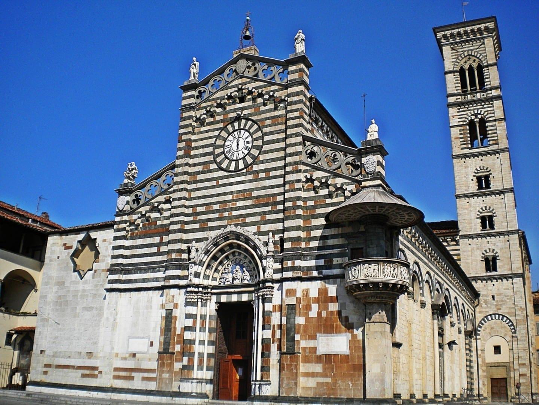 El Duomo de Prato Pratolino Italia