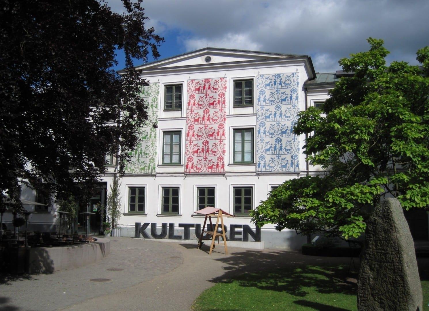 El edificio principal de Kulturen. Lund Suecia