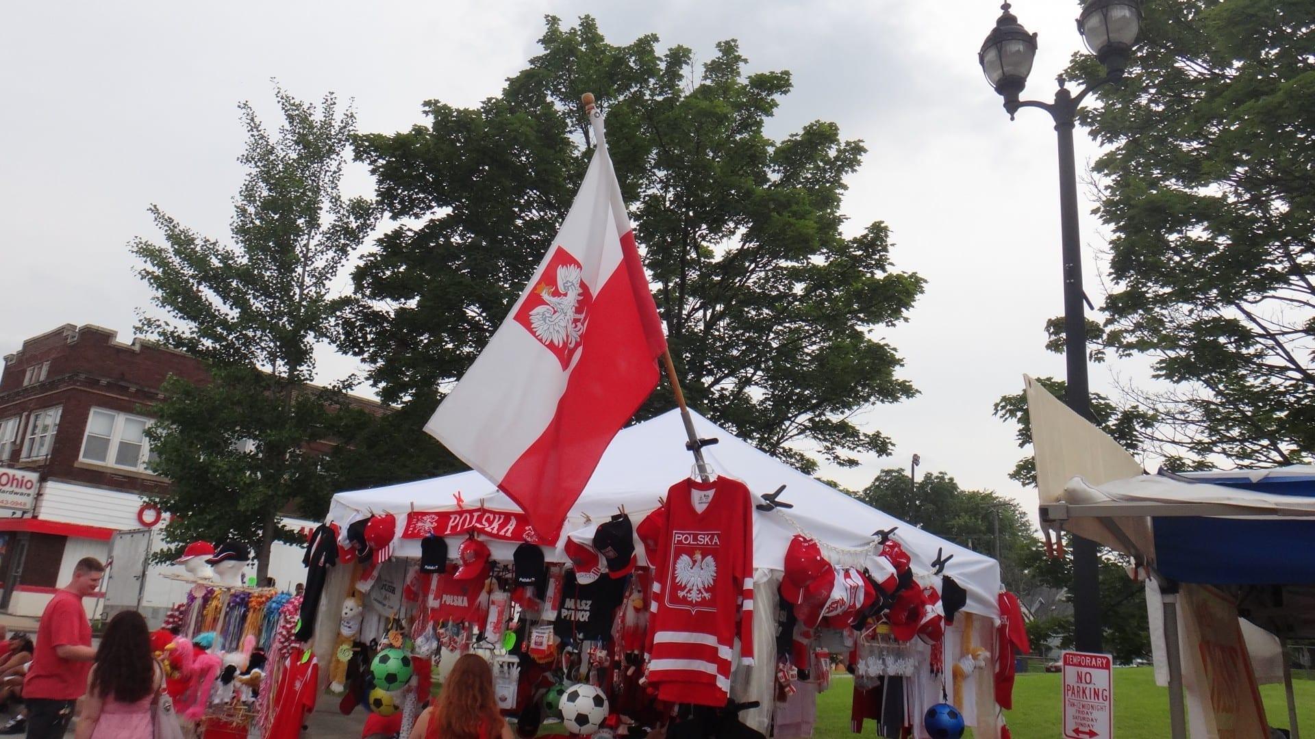 El Festival Polaco Toledo, Ohio Estados Unidos