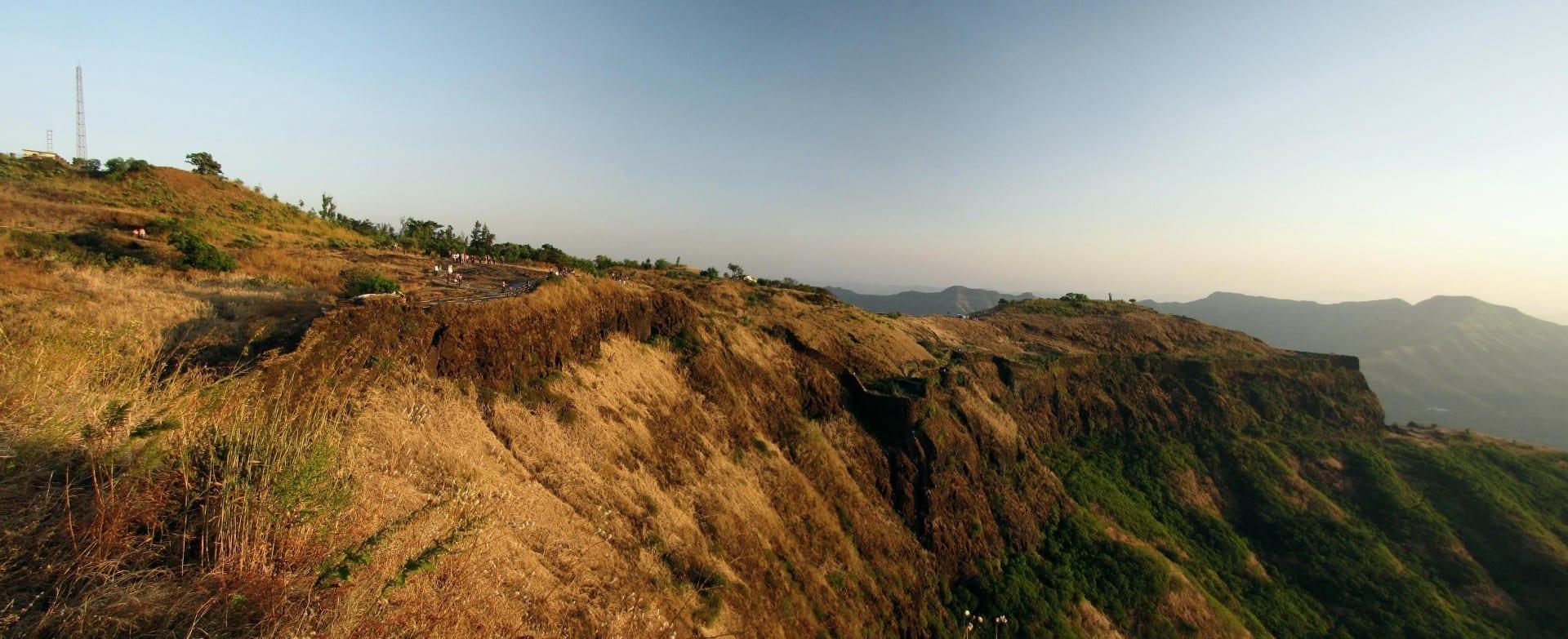 El fuerte de Cynthia Pune India