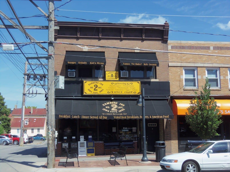 El Hamburg Inn No. 2 Iowa City IA Estados Unidos