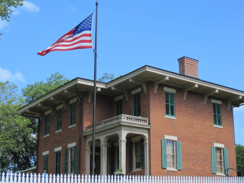 El hogar de Ulysses S. Grant Galena IL Estados Unidos