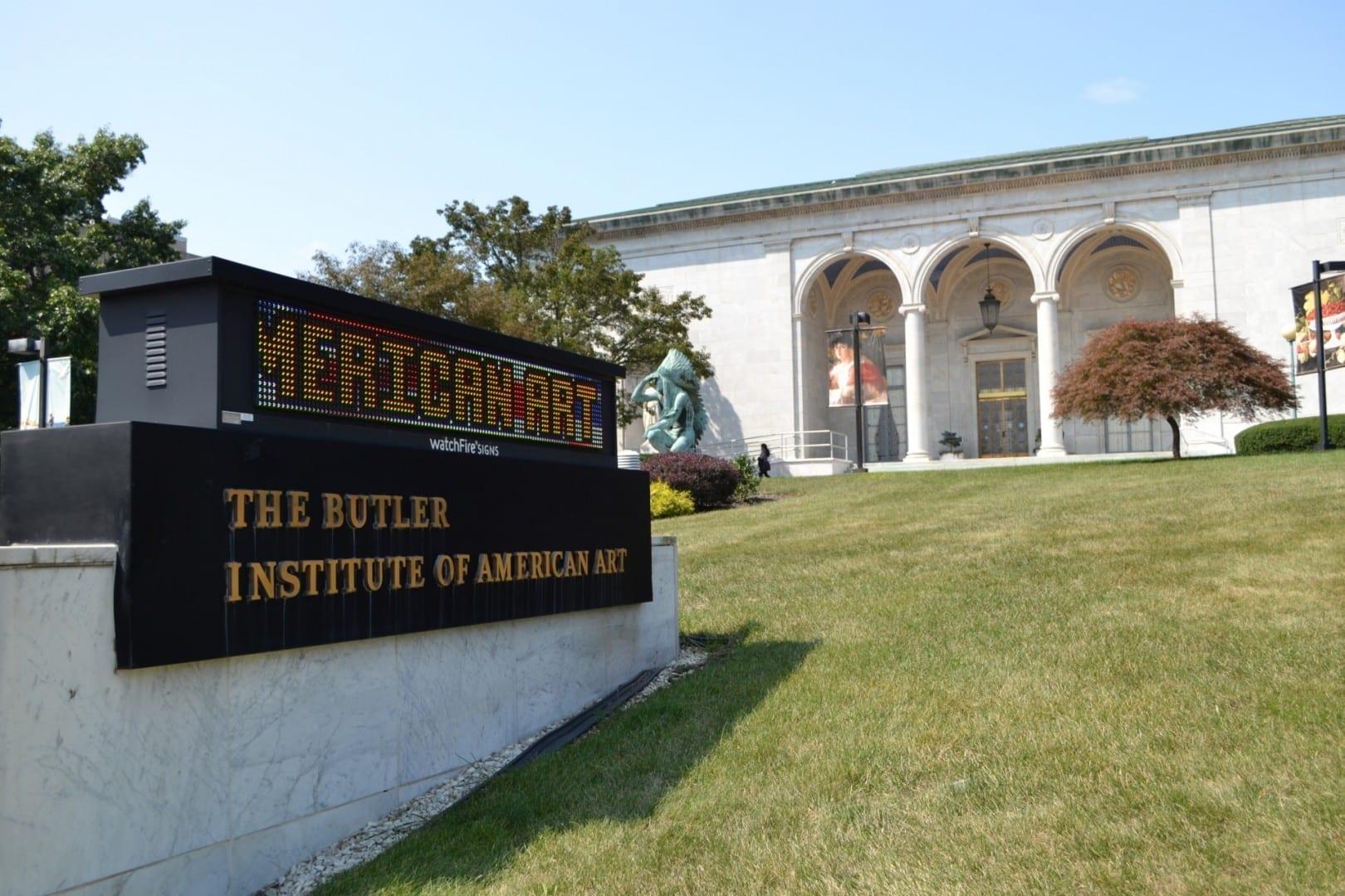 El Instituto Butler de Arte Americano Youngstown OH Estados Unidos