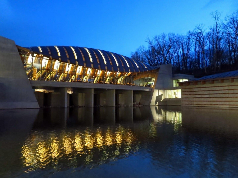 El Museo de Arte Americano Crystal Bridges Bentonville Estados Unidos
