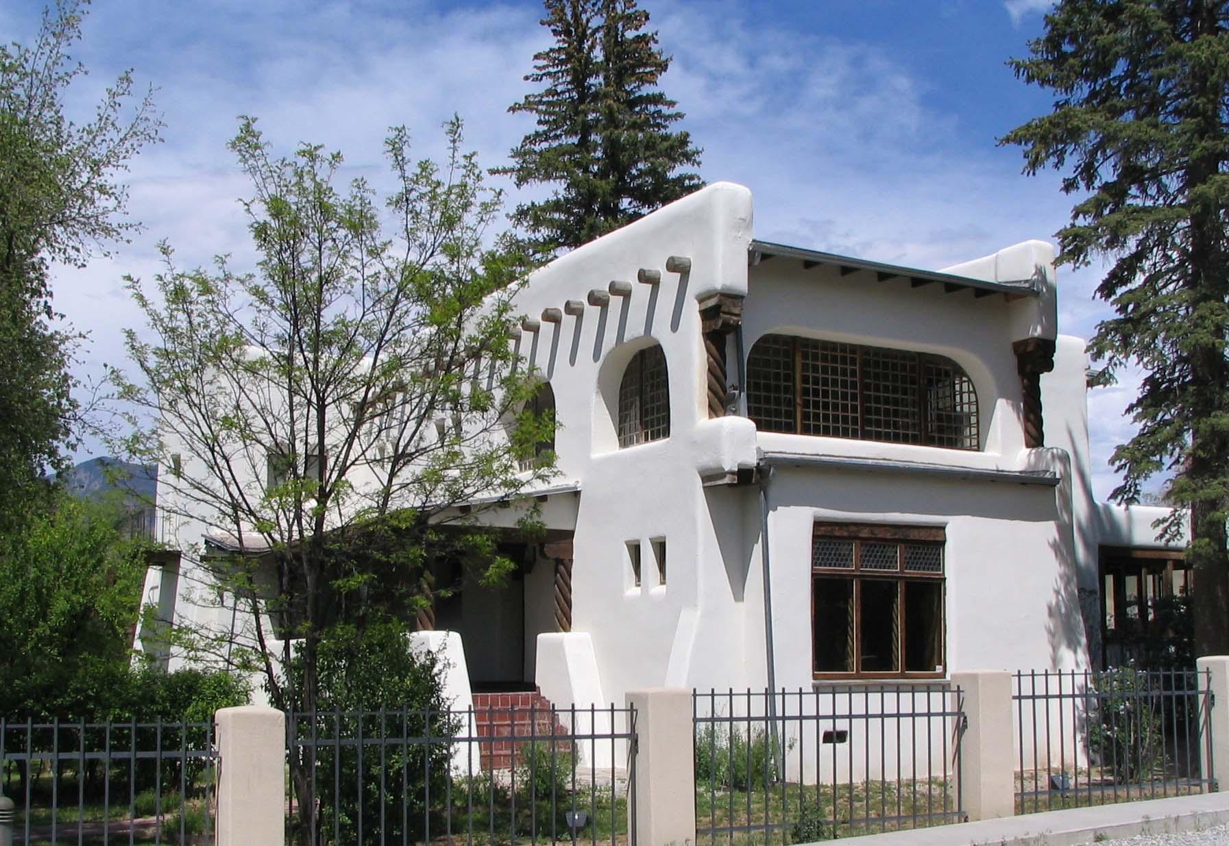 El Museo de Arte de Taos en la Casa Fechin Taos NM Estados Unidos