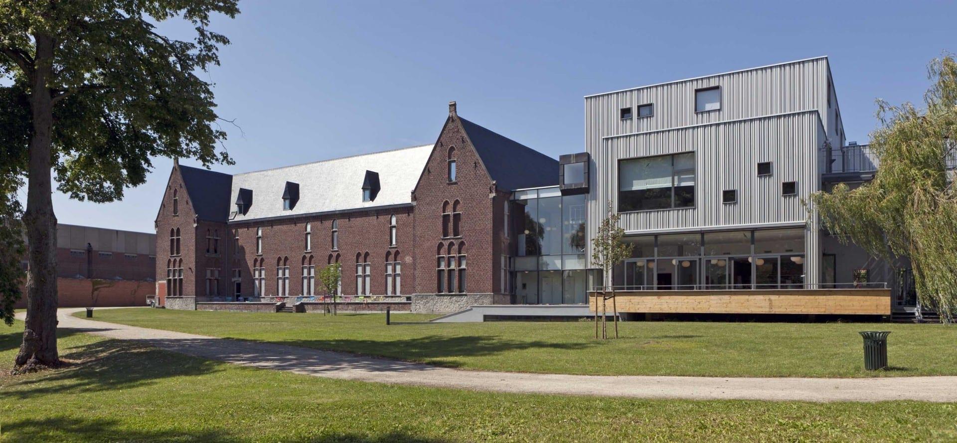 El Museo de Fotografía de Charleroi Charleroi Bélgica