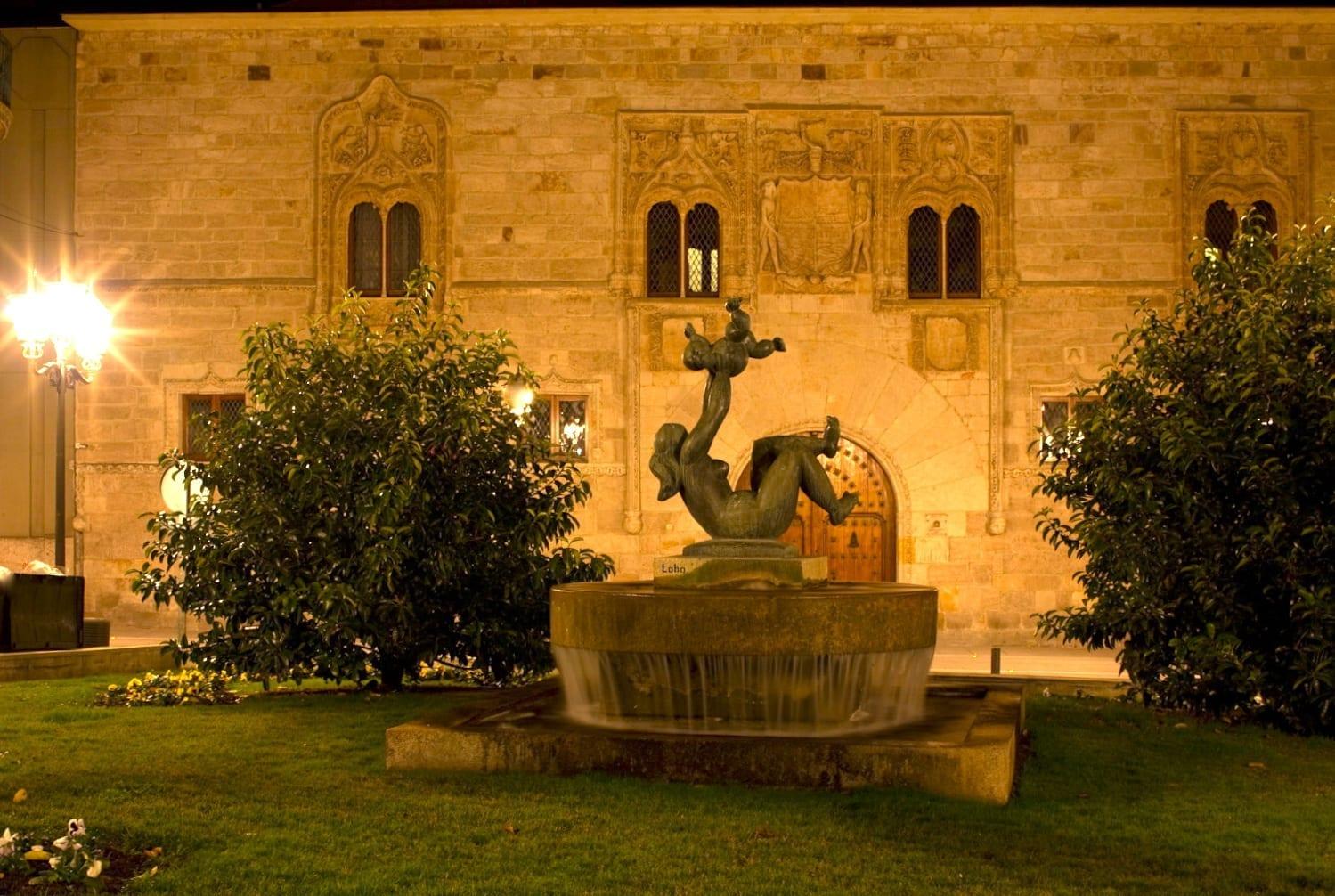 El Palacio de Momo. Baltasar Lobo Zamora España